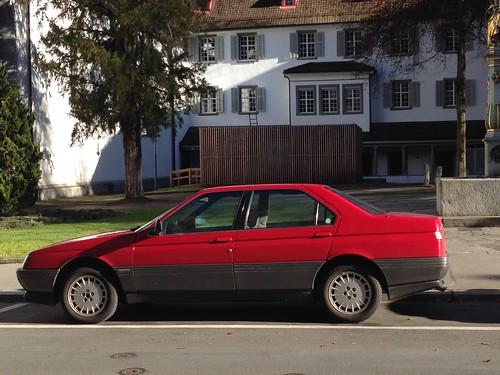 Alfa Romeo 164 I.