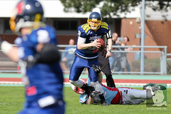 "RFL15 Assindia Cardinals vs. Bonn GameCocks 12.04.2015 038.jpg • <a style=""font-size:0.8em;"" href=""http://www.flickr.com/photos/64442770@N03/16503332064/"" target=""_blank"">View on Flickr</a>"