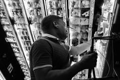 X100-06-19-14-56-2 (a.cadore) Tags: nyc newyorkcity blackandwhite bw shopping candid supermarket wholefoods midtown fujifilm sideways x100 23mm fujifilmx100 23mm35mmequivalent