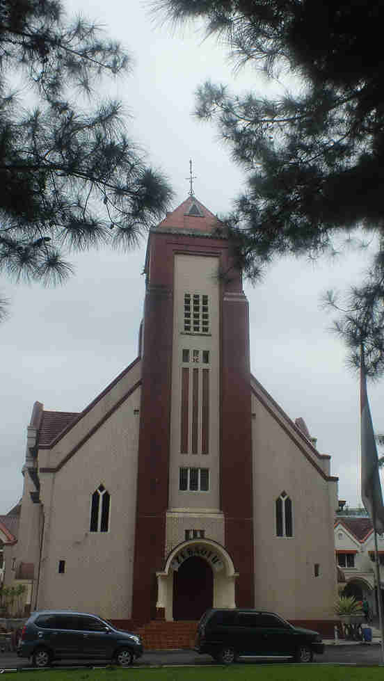 Gereja Zebaoth Bogor