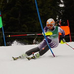 Kristina Natalenko (Grouse Tyee) finishes 2nd at Apex Fidelity Can Am slalom PHOTO CREDIT: Derek Trussler