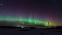 St. Patricks Day Aurora
