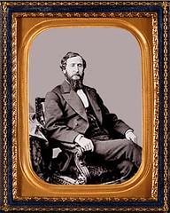 Edward Haight, about 1855 (JFGryphon) Tags: westchester bronz edwardhaight oldbronx westchestertown