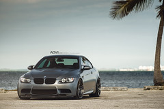 BMW E92 M3 ADV05 M.V2 CS Series (ADV1WHEELS) Tags: street track wheels deep rims luxury spec forged concave stance oem 3piece 1piece adv1 forgedwheels deepconcave advone advancedone