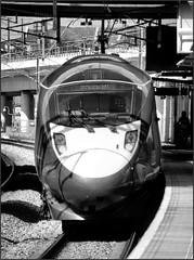 SouthEastern Highspeed (R~P~M) Tags: uk greatbritain england electric train kent unitedkingdom railway emu 395 javelin multipleunit ebbsfleet