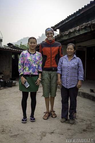 Z wizytą u chińskiej rodziny