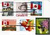 Canada (lyzpostcard) Tags: canada stamps postcards douban