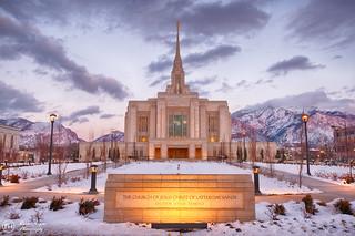 Ogden Snow Temple