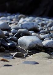 Beyond the sea (SallyGibson) Tags: sun sunlight beach canon sand pebbles