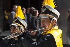 Flautist stare