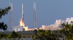 "Falcon 9 Launches From SLC-40 • <a style=""font-size:0.8em;"" href=""http://www.flickr.com/photos/12150483@N04/17012763790/"" target=""_blank"">View on Flickr</a>"