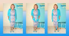 Long dress (Trixy Deans) Tags: cute sexy tv dress cd crossdressing tgirl tranny transvestite trans transgendered crossdresser crossdress tg transsexual trixy sexyblonde tgirls xdresser transvesite transvetite sexyheels sexytransvestite