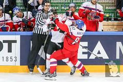 "IIHF WC15 PR Czech Republic vs. Switzerland 12.05.2015 040.jpg • <a style=""font-size:0.8em;"" href=""http://www.flickr.com/photos/64442770@N03/17014027723/"" target=""_blank"">View on Flickr</a>"