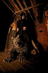 Passaggio del Terrore - 2014 (Nicola Tobi Official Gallery) Tags: show costumes game halloween celebration horror