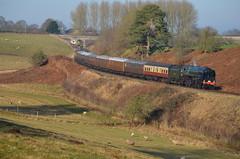 BR Standard Class 9F 92214 Descends Eardington Bank (Simon Crowther Photography) Tags: steamtrain severnvalleyrailway