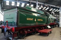 LNER: 62660 'Butler Henderson' Class D11 4-4-0 Barrow Hill (emdjt42) Tags: 506 440 greatcentral barrowhill butlerhenderson classd11 62660