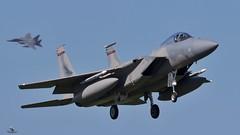 """US Air Force F-15 """"Eagle"""" 85-0106 Oregon ANG (foto-metkemeier.net) Tags: usairforce f15eagle oregonang leeuwardenairbase operationatlanticresolve natoexercisefrisianflag2015"""