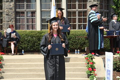 (westminster.college) Tags: old family main graduation quad grad baccalaureate