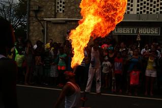 International Carnaval de Victoria 2015