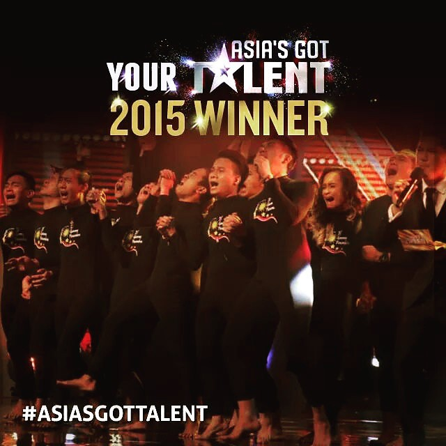 You make every Filipino Proud :) Grand winner of Asias Got Talent 2015 EL GAMMA PENUMBRA - Philippines #ProudPinoy