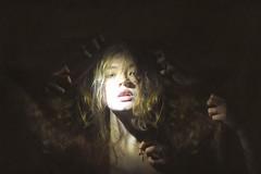 Cling (jocelyn meadows.) Tags: portrait woman dark photography jocelyn ghost meadows ghosts concept conceptual