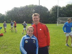 Joe Canning +Orna O Neill