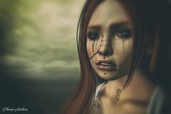 Why Do I Feel So Sad (Phoenix meidoom) Tags: photo photographer sad avatar sl secondlife protrait