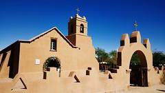 Iglesia de San Pedro de Atacama (dataichi) Tags: chile desert atacama faith church building destination travel tourism outdoors landscape nature