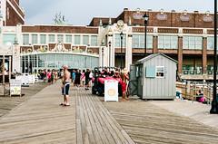 smoothies, shakes, wraps (mfauscette) Tags: fsc kodak kodakportra800 nikon nikonf6 analog asburypark boardwalk film filmisnotdead filmshooterscollective jerseyshore