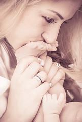 The essence of Love (MissSmile) Tags: misssmile newborn baby delicate tender portrait memories sweet studio