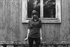 The girl from Voronezh (misha maslennikov) Tags: bw film f3 nikon maslennikov voronezh don steep krivoborie otherrussia russia
