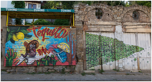 Wandeling door Veliko Tarnovo in Bulgarije ...