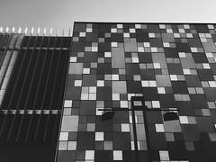 Fingerbib (Demo Version) (Ovais M) Tags: city blackandwhite bw white black streets architecture buildings photography design dubai uae structure minimal rak bnw citywalk iphone jbr dubaimall festivalcity iphone6s mydubai