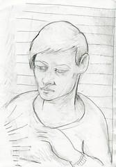 2016-08-07_12-12-38 (JENS01) Tags: zeichnung drawing pencil bleistift graphite skizze sketch