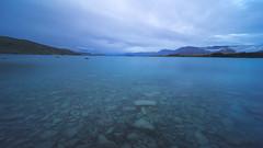 Lakeside of Lake Tekapo (kllauphotograph.com) Tags: laketekapo tekapo nz sony a7 newzealand travel
