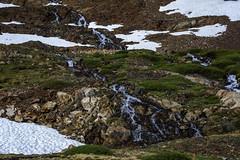 Falls above the trail (speedcenter2001) Tags: nikonseriese75150mmf35 california sierranevada sierra highsierra mountains anseladamswilderness hiking backpacking backcountry adventure