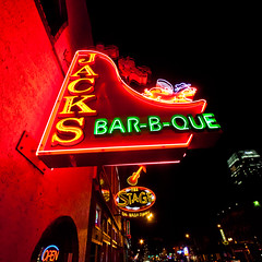 I'll Meet You at Jack's (Thomas Hawk) Tags: jacks jacksbarbque nashville tennessee usa unitedstates unitedstatesofamerica neon pig restaurant fav10 fav25 fav50