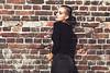 Alina (jennifernikitina) Tags: model beautiful beauty wall bald women girl young black