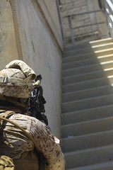 160718-M-KK554-342 (CNE CNA C6F) Tags: marinecorps marines 22ndmarineexpeditionaryunit 22ndmeu israel israeldefenseforces mout militaryoperationsinurbanterrain usssanantonio battalionlandingteam1stbattalion6thmarineregiment blt16 clb22 nobleshirley zeelimtrainingfacility