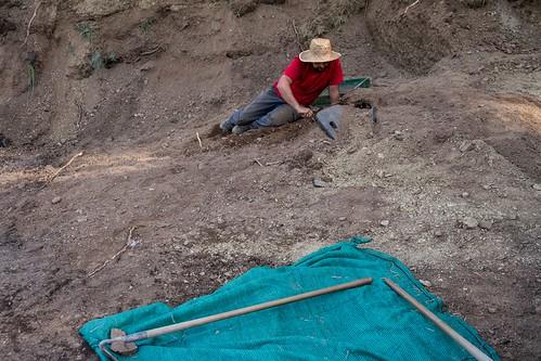 Exhumación en El Pando (León) (7)