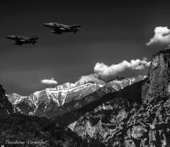 Olympus mt.- Gods Home (teogera) Tags: macedoniagreece macedonian makedonia timeless μακεδονια olympus e1 yashicaml yashica όλυμποσ phantom f4 fighter figthers πα bw blackwhitepassionaward ngc outstandingshots