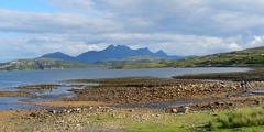 Ben Loyal(2,507ft), Sutherland, July 2016 (allanmaciver) Tags: ben loyal sutherland jagged edge peaks sea shore view clouds admire enjoy delight tongue allanmaciver