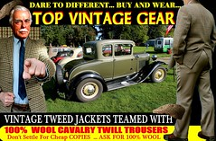 Vintage Top Gear Cars  retro Part 2 .6 (80s Muslc Rocks) Tags: tie tweed tweedjacketphotos tweedjacket tweeds trousers twill classic canon clothing christchurch car cars coat cavalry cavalrytwill carshow cavalrytwilltrousersmadefrom100wool cavalrytwilltrousers dunedin driving vintage vehicle vintagemetal vehicles veteran veterans vintagecar oldschool old retro rotorua race rally auckland wellington hastings hamilton houndstooth houndstoothjacket harris blazer blokes gentleman guys invercargill iconic nz newzealand nelson napier northisland 1980s 1970s camera fashion outdoor countrytweed 100wool menswear mens man wearingtweedjacket