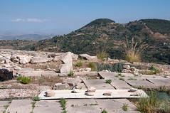 Pice de thtre (desertar) Tags: segesta calatafimi sicilia trapani tempio elimi elleni