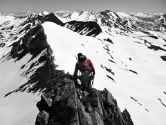 Arista (GTCHD) Tags: mountain montagne cutout ridge montaa arista gtchd