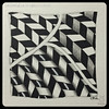 Zentangle® Art : Jonqal : Shading Class (ha! designs) Tags: blackandwhite abstract art illustration pen pencil tile pattern drawing doodle tangle graphite shading 2015 zentangle hadesigns zentangleinspiredart monotangle jonqal jonqual hadesignszentangle