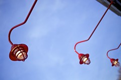 red.lights. (Carl Vignola) Tags: blue light red sky boston canon rouge restaurant bleu ciel lumiere brookline 6d ribelle