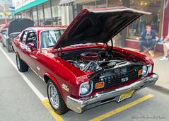 Boonton Classic Cars Chevy Nova SS_10664 (smack53) Tags: cars chevrolet nova canon this newjersey classiccar powershot carshow boonton g12 smack53