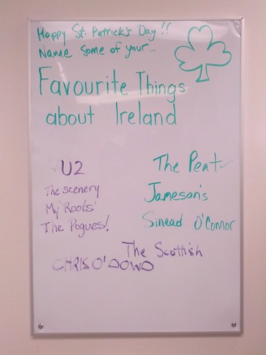 Favourite Things About Ireland