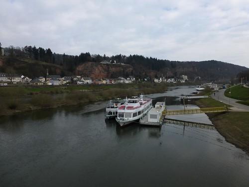 Blick von der Kaiser-Wilhelm-Brücke